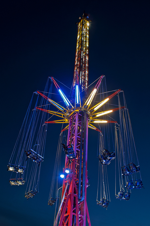 No More Rides The Hoppings